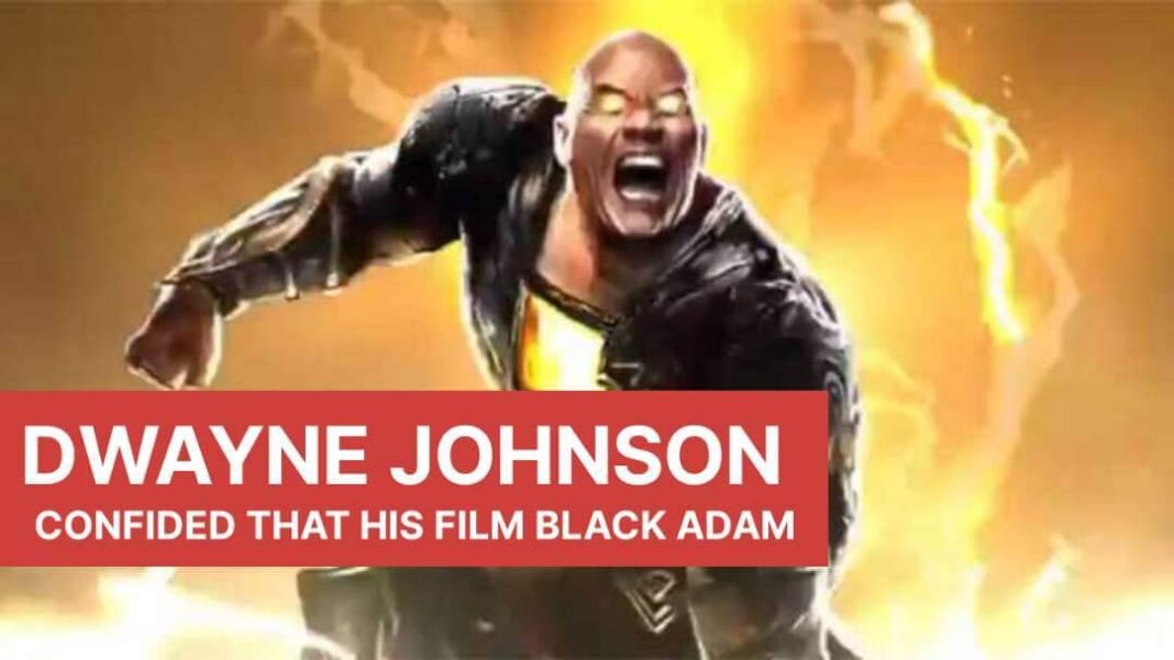 Dwayne Johnson (The Rock) Confided That his film Black Adam will Come out in December 2021 - India Fan