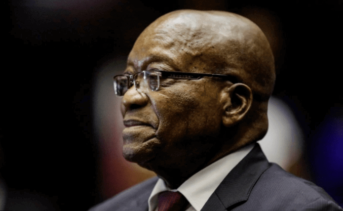 Former South African President Zuma summoned in corruption case