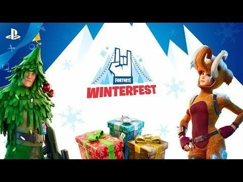 Fortnite Winterfest 2020 leaks free rewards lobby screen and other details