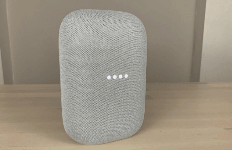 Google launched his brand new Google Nest Audio Smart Speaker in India