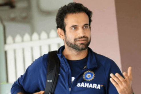 Irfan Pathan got angry when Ziva received threats