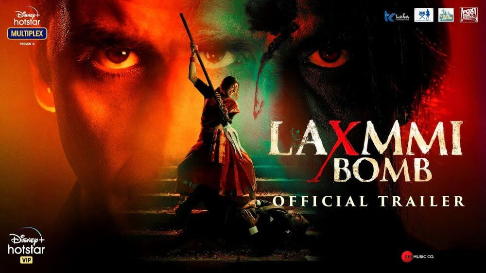 Laxmi bomb trailer released see what are special things!