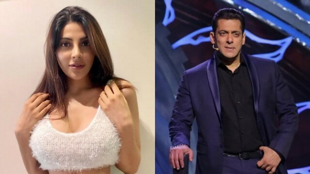 Salman khan gave nikki tamboli the opportunity to take items from bb mall and gave his future boyfriend advice!