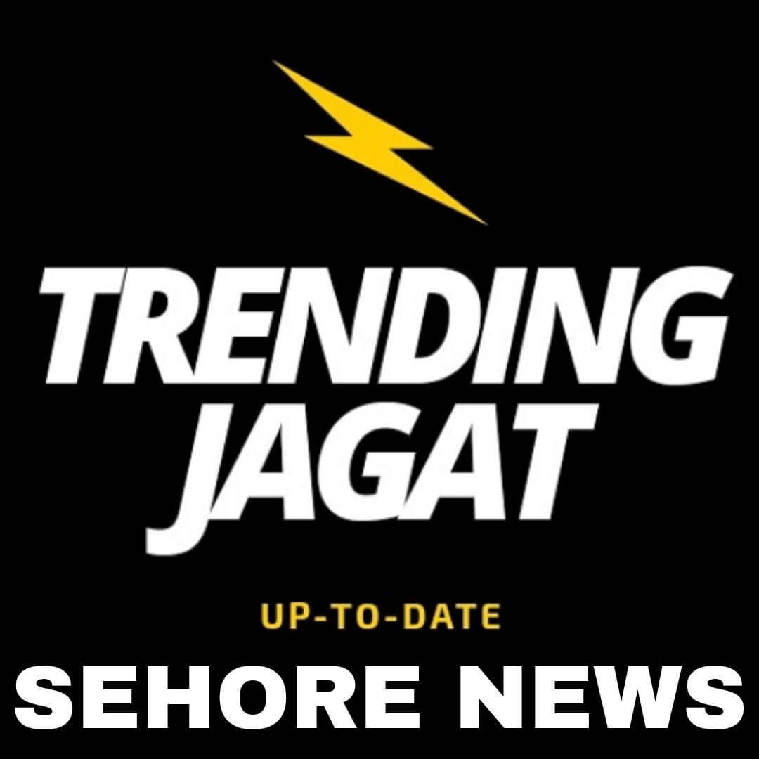Sehore News The road is damaged by overloaded sand dumpers
