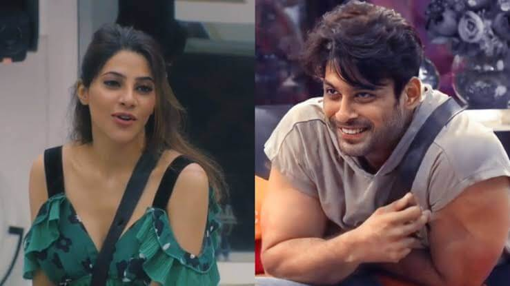 siddharth shukla flirted with nikki tamboli and by watching this sidnaaz fans is very angry!