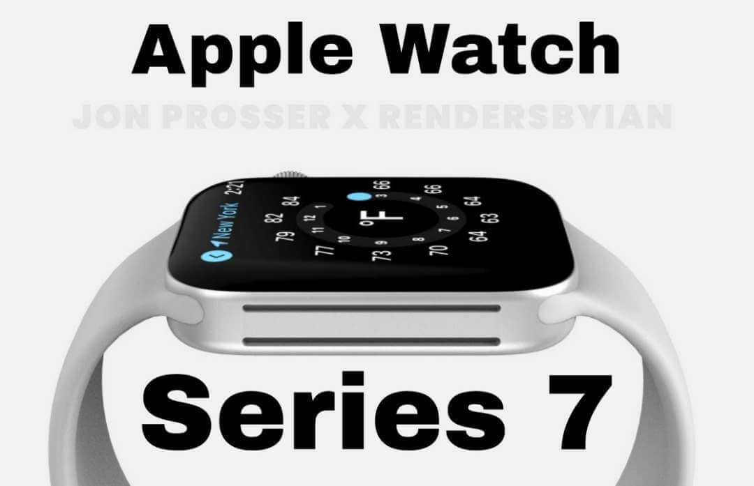 Apple watch 7 series leak and price, release date and specification in India