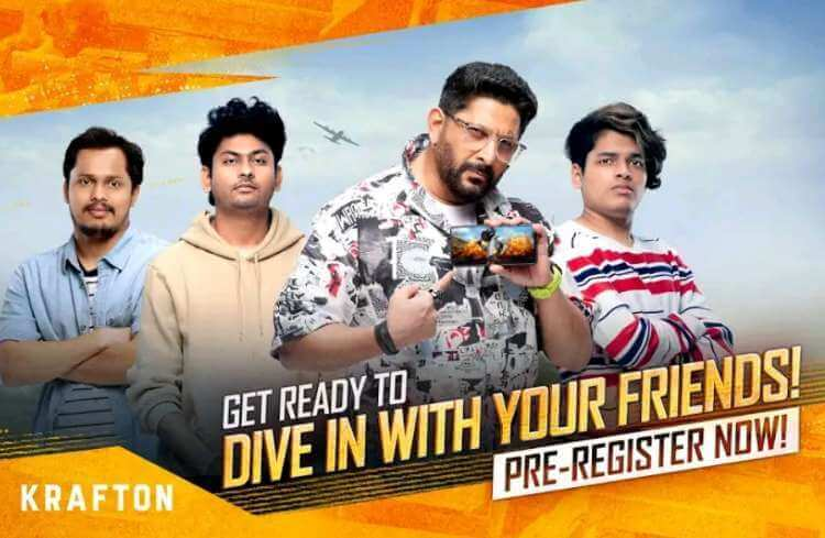 Battleground mobile India (Pubg Mobile) how to register and play store link is here