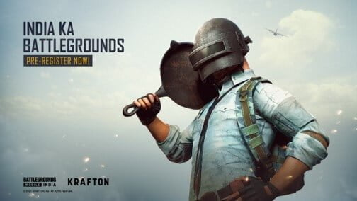 Battleground Mobile maps, Gameplay that all things are same as PUBG