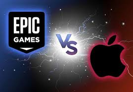 Apple vs epic tim cook appears on the stand in epic legal row