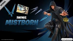 Fortnite seems to be getting a mistbron crossover