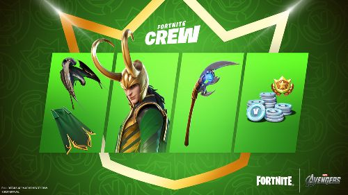 Epic games shares a short features video loki in fortnite