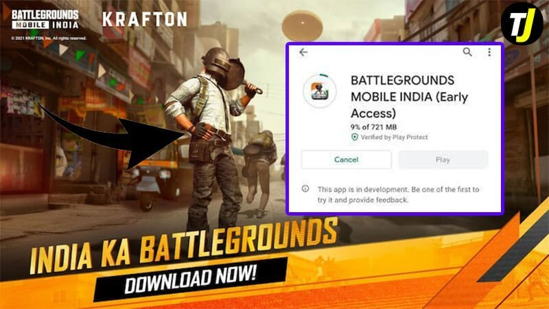 How to download Battleground Mobile India Early Access