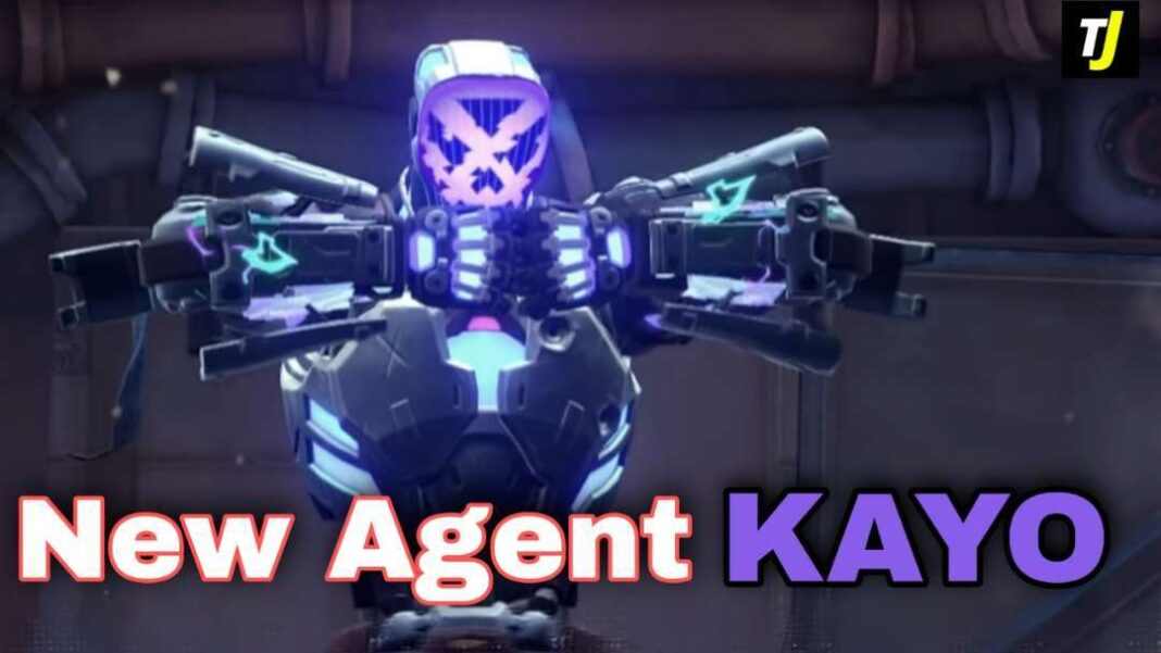 New Valorant Agent is Here KAYO Agent Reveal Trailer