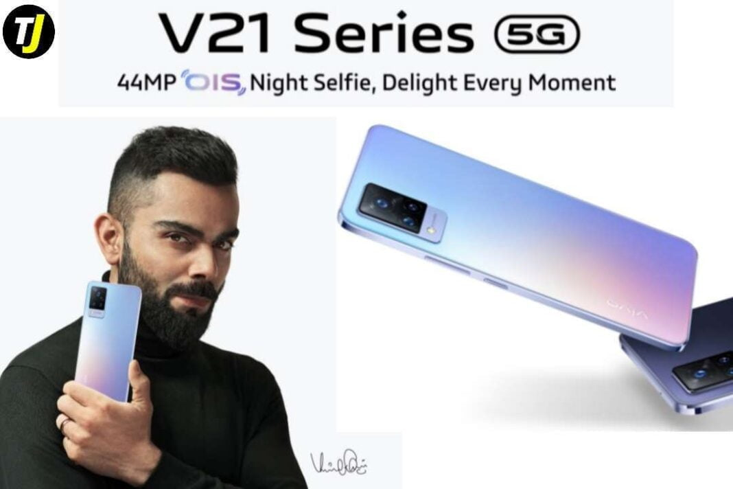 New VIVO V21 5G smartphone review : key specs, features and more