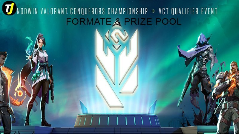 NODWIN Gaming Reveal VCC (Valorant Conquerors Championship) Format and Prize Pool