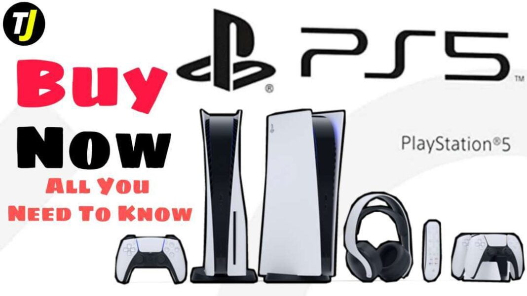 PS5 India Chance to Pre-Order PlayStation 5 Order Now Only Available for 23 June