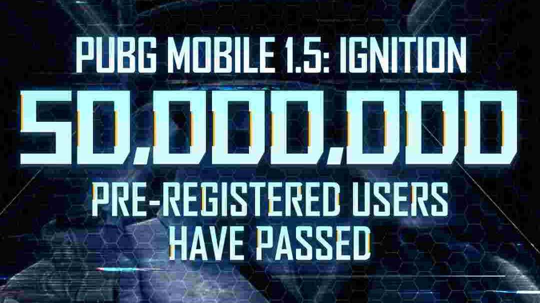 PUBG mobile 1.5 Ignition update released date and much more details