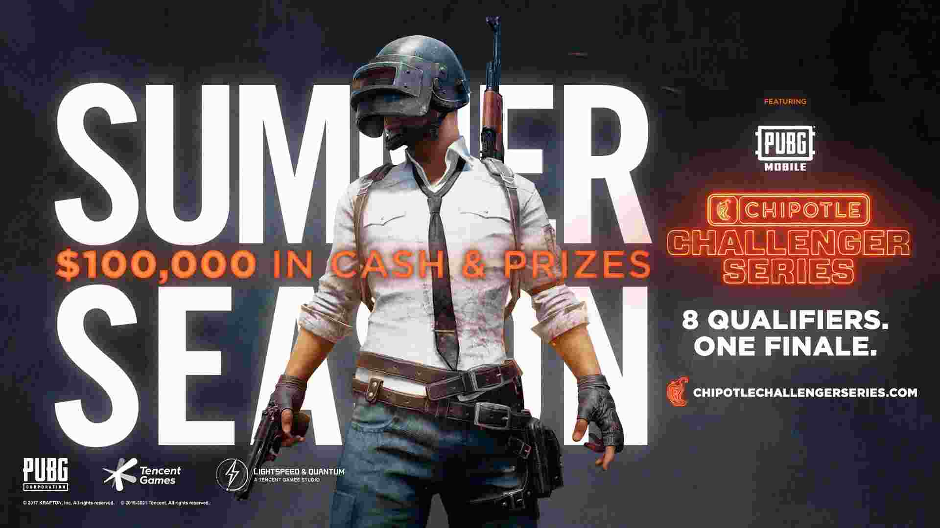 PUBG Mobile summer series is back check Prize pool