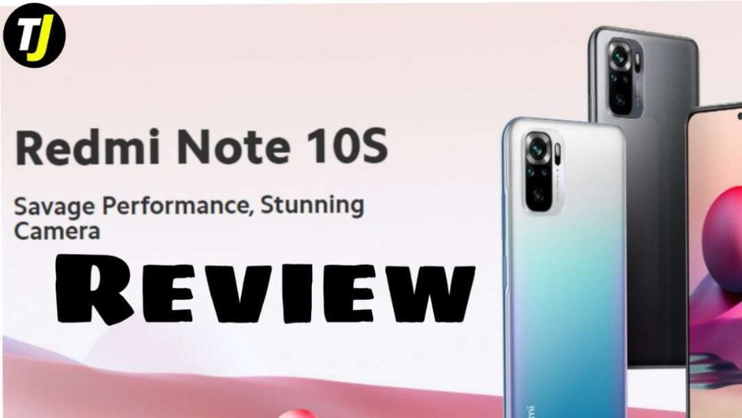 Reviews : Redmi Note 10S With Super Amoled Display, 6GB RAM & 5000mAh Battery