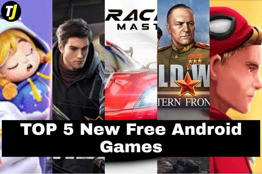 TOP 5 New Free Android Games in June 2021- TrendingJagat