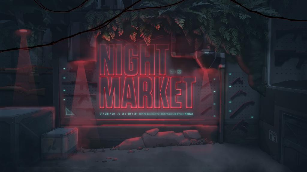 Valorant Night Market Is Live Will be available Until Aug10 2021
