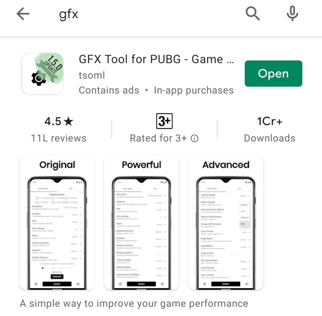 GFX Tool Download Link & How to Download