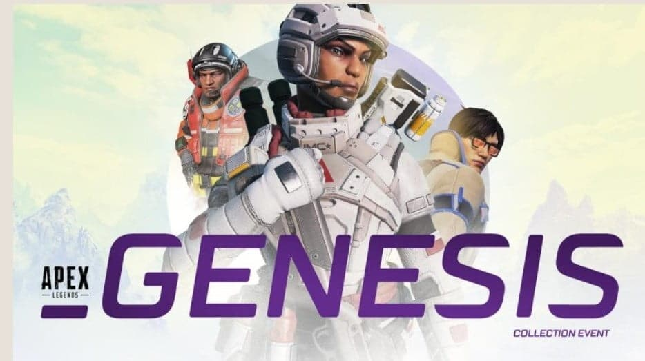 Apex legend Genesis Collection Event And Quality of life update