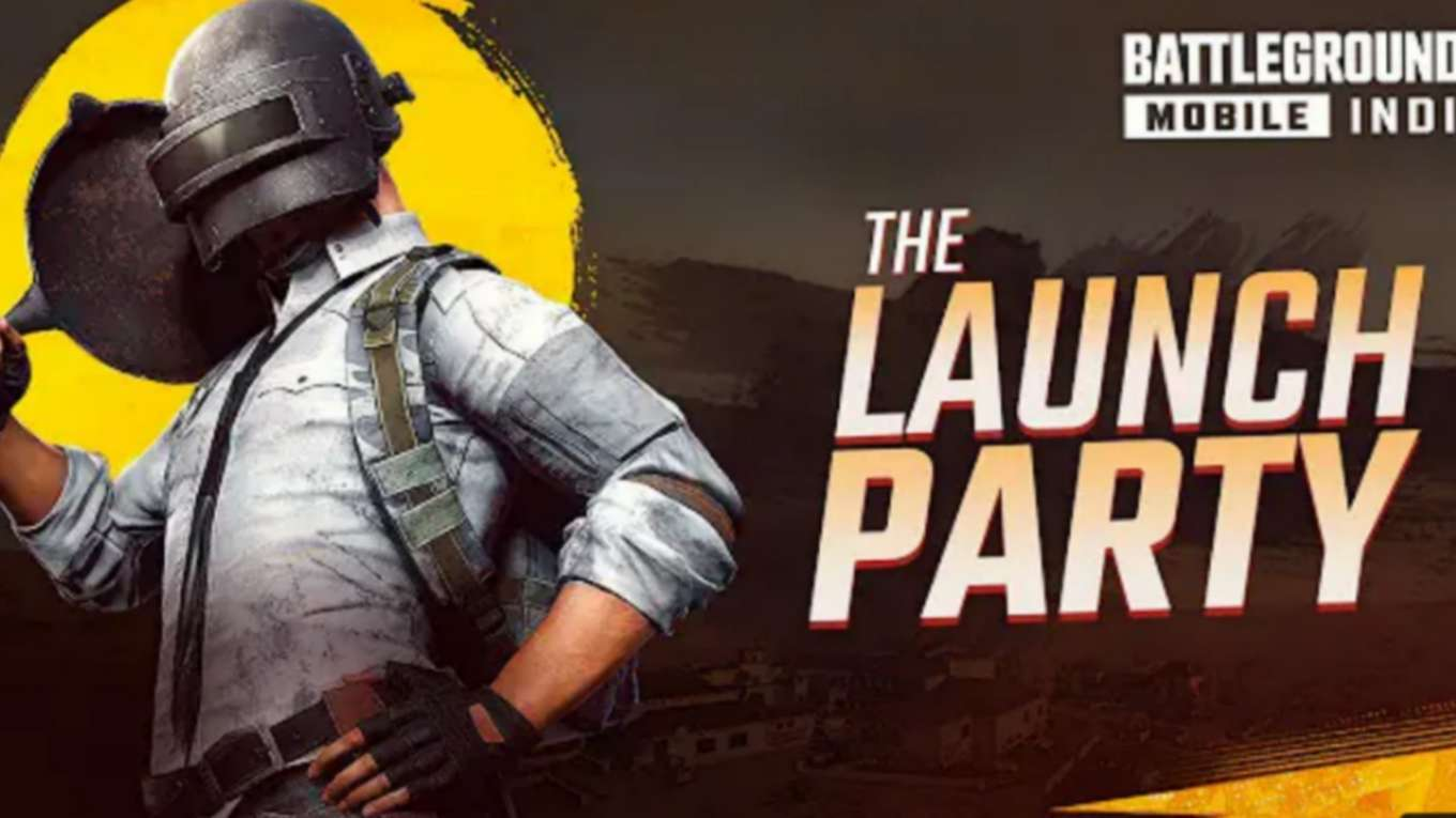 BGMI Announced Tournament first Launch Party Battleground Mobile India Tournament