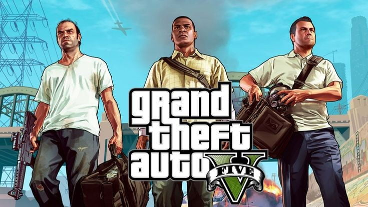 Grand Theft Auto 5 is left On Xbox Game PASS Store