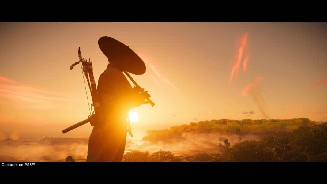 Ghost of Tsushima Director Cut arrives on PS5 and PS4