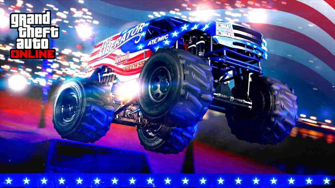 Celebrate Independent Day In GTA Online And Free Rewards