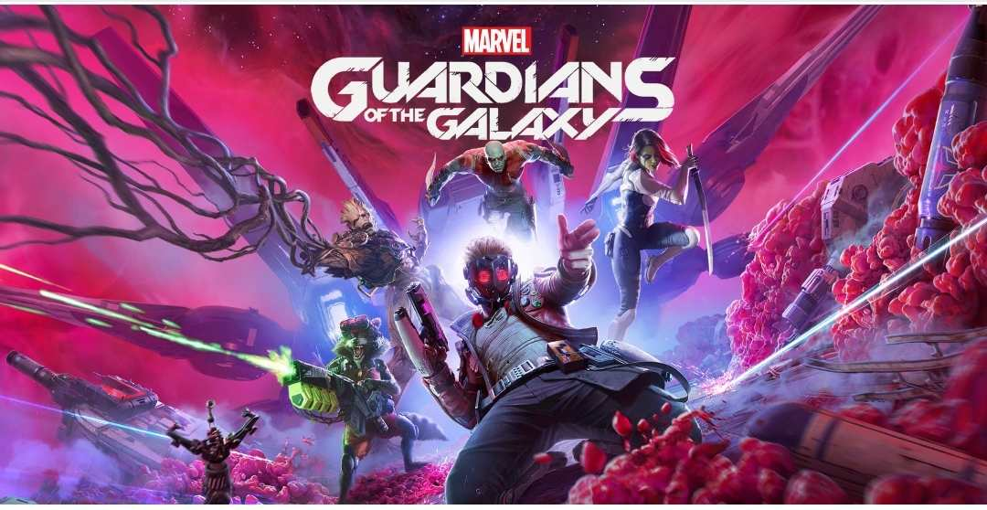 Marvel's Guardians of the Galaxy Blasting release in October