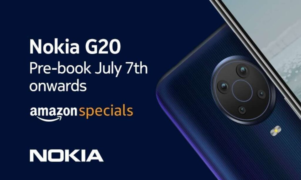 Nokia G20 Mobile Phone Release date