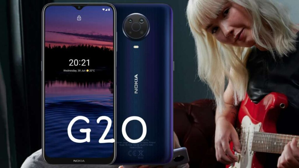 Nokia G20 Mobile Phone Specification & Price