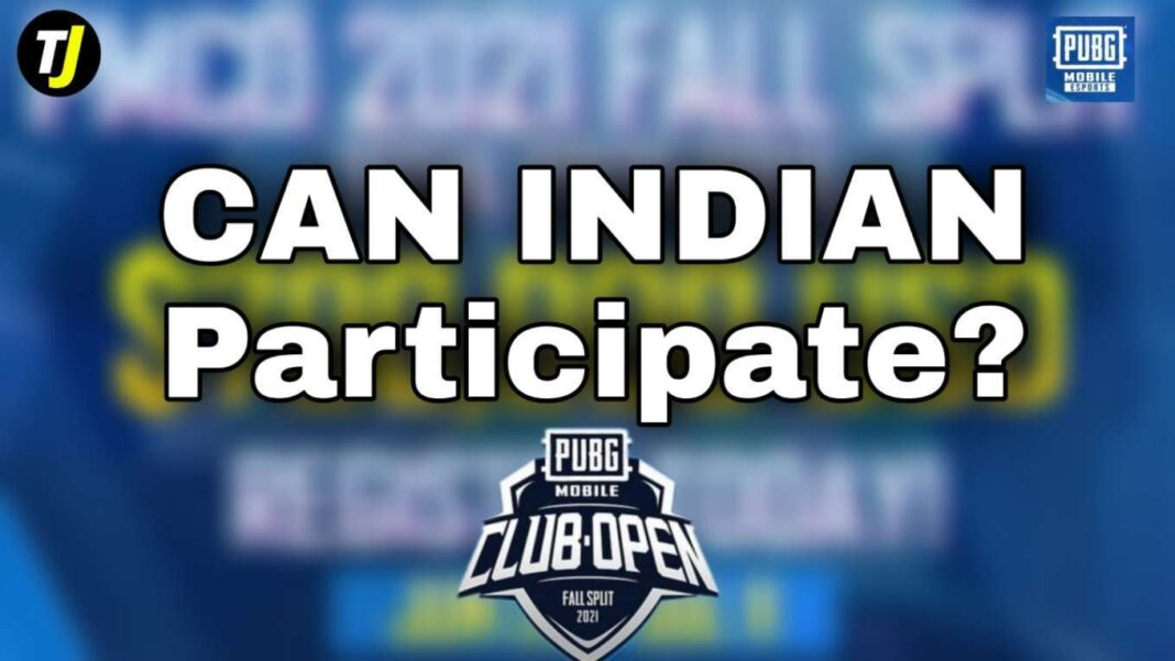 PMCO : Can Indian Participate Pubg Mobile Club Open Fall Split 2021