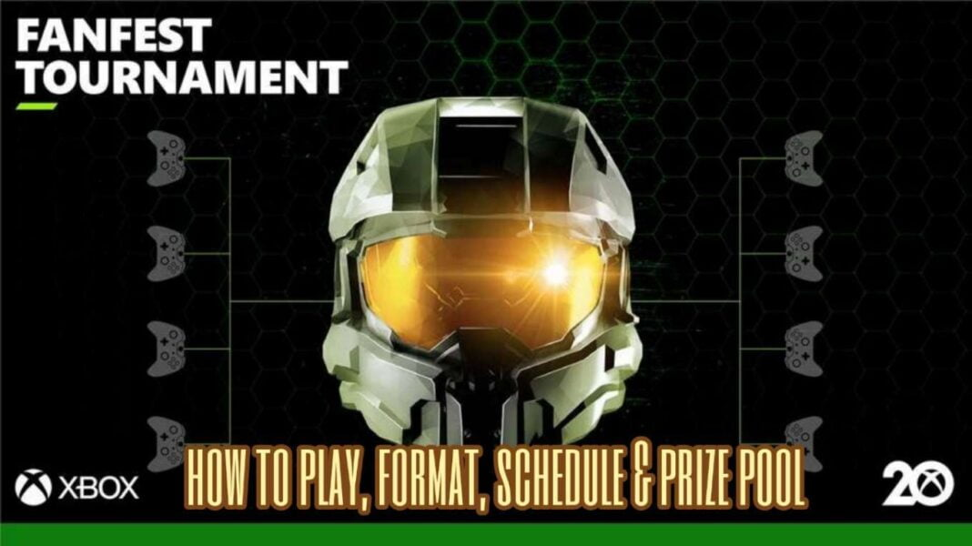 Xbox FanFest Halo 3 Virtual Tournament Schedule, how to join, qualify