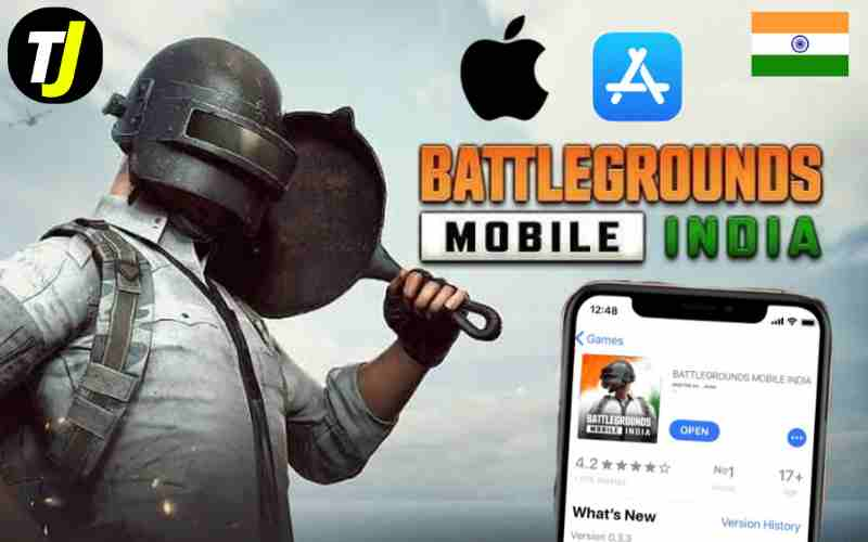 How to download Battlegrounds Mobile India on IOS
