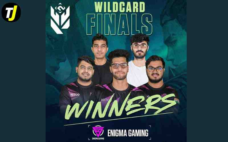 Enigma Gaming Wins The VCC Wildcard Qualifier Grand Final