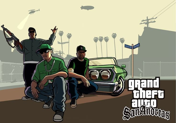 Why GTA San Andreas is still most popular game in the Franchise