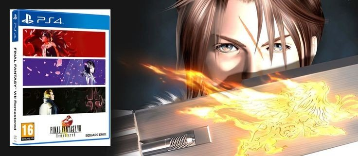 Final fantasy VIII Remastered Date Announced