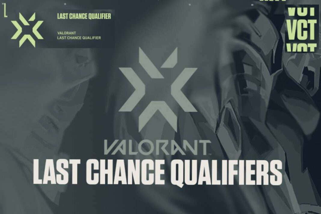 Valorant APAC Last Chance Qualifier New Updated Format