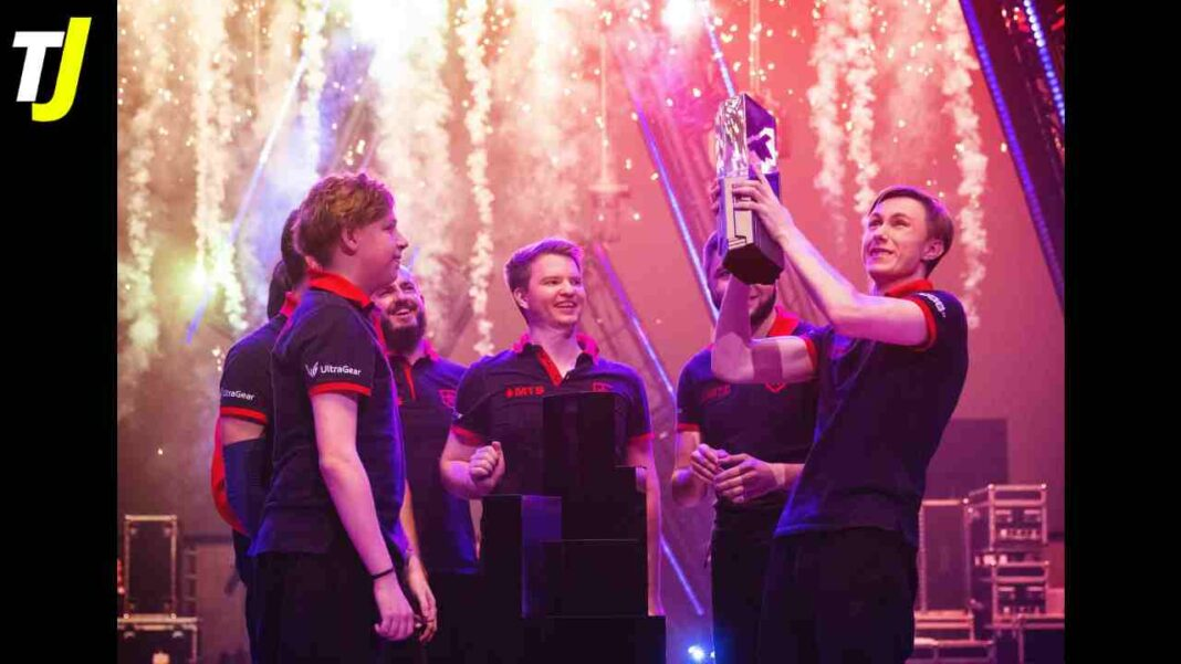 Gambit Esports Become the Champions of Valorant Champions Tour Stage 3 Master Berlin