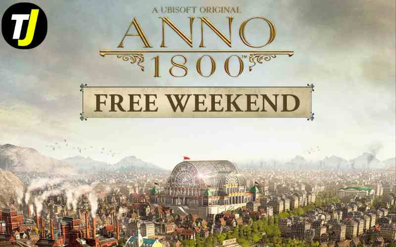 Anno 1800 is free now until September 8 On Ubisoft store