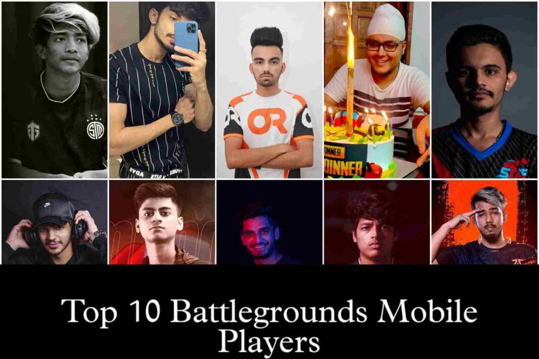 Top 10 Battlegrounds Mobile India Players To Watch out in Upcoming BGMI Esports Tournament