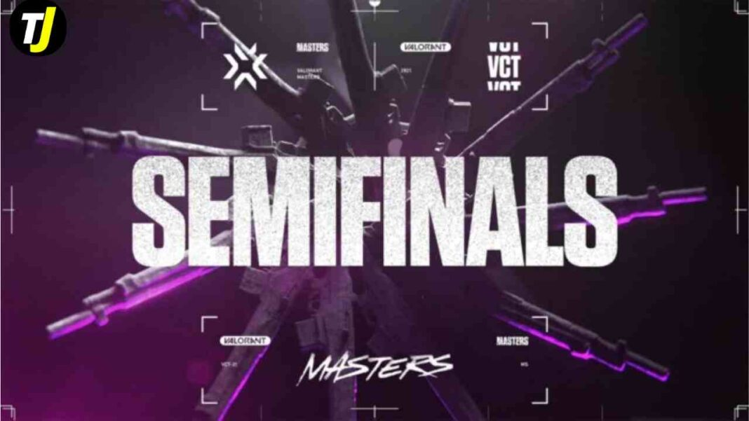 Valorant Champions Tour Stage 3 Masters Berlin Semifinals